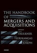 The Handbook of Mergers and Acquisitions af David Faulkner