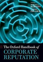 The Oxford Handbook of Corporate Reputation (Oxford Handbooks)