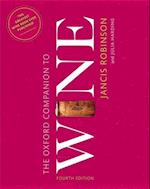 The Oxford Companion to Wine af Jancis Robinson