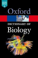 A Dictionary of Biology (Oxford Paperback Reference)