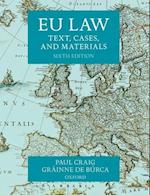 EU Law (Text Cases and Materials)