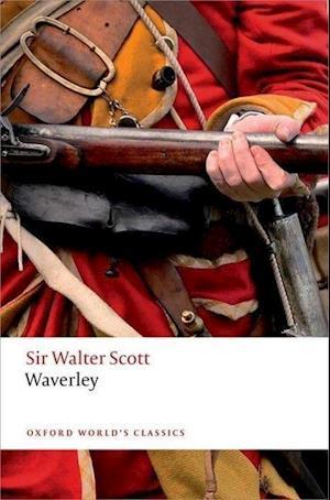 Bog, paperback Waverley af Walter, Sir Scott
