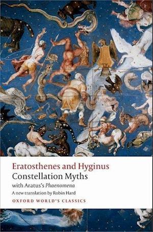 Bog, paperback Constellation Myths af Eratosthenes
