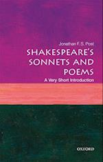 Shakespeare's Sonnets and Poems: A Very Short Introduction (VERY SHORT INTRODUCTIONS)