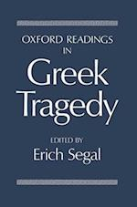 Oxford Readings in Greek Tragedy (Oxford Readings in Classical Studies Hardcover)