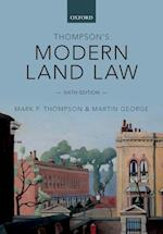 Thompson's Modern Land Law