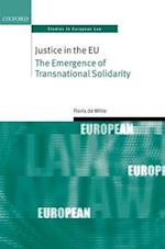 Justice in the EU (Oxford Studies in European Law)
