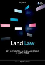 Land Law (Core Texts)