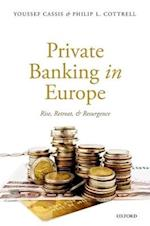 Private Banking in Europe
