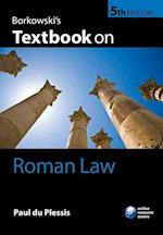 Borkowski's Textbook on Roman Law (Textbook on)