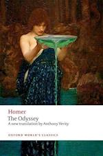 The Odyssey (Oxford Worlds Classics Hardback Collection)