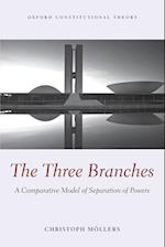 The Three Branches (Oxford Constitutional Theory)