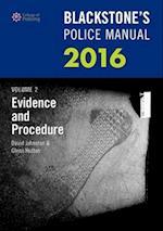 Blackstone's Police Manual (Blackstone's Police Manuals, nr. 2)