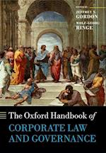 The Oxford Handbook of Corporate Law and Governance (Oxford Handbooks in Law)