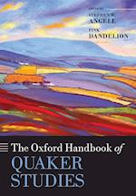 The Oxford Handbook of Quaker Studies af Stephen W. Angell