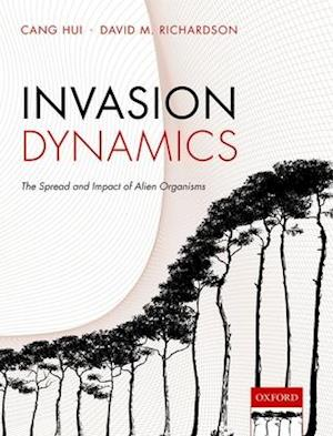 Bog, hardback Invasion Dynamics af Cang Hui