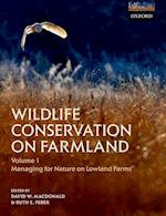 Wildlife Conservation on Farmland Volume 1