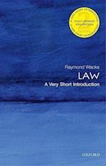 Law: A Very Short Introduction (VERY SHORT INTRODUCTIONS)