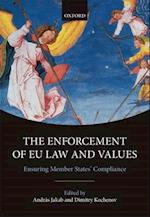 The Enforcement of EU Law and Values af Andras Jakab