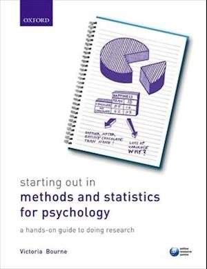 Bog, paperback Starting Out in Methods and Statistics for Psychology af Victoria Bourne