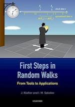 First Steps in Random Walks