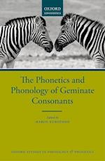 The Phonetics and Phonology of Geminate Consonants (Oxford Studies in Phonology and Phonetics, nr. 2)