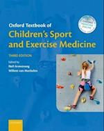 Oxford Textbook of Children's Sport and Exercise Medicine (Oxford Textbook)