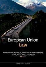 European Union Law (Core Texts Series)