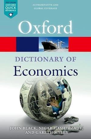 Bog, paperback A Dictionary  of Economics af Nigar Hashimzade