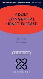 Adult Congenital Heart Disease (Oxford Specialist Handbooks in Cardiology)