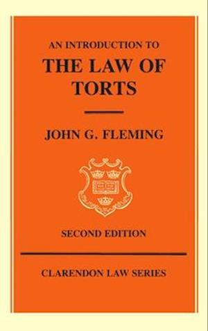 An Introduction to the Law of Torts