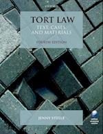 Tort Law (Text Cases and Materials)
