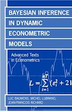 Bayesian Inference in Dynamic Econometric Models (Advanced Texts in Econometrics) (Advanced Texts in Econometrics Hardcover)