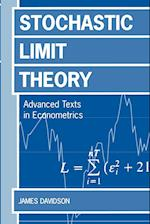Stochastic Limit Theory (Advanced Texts in Econometrics Paperback)