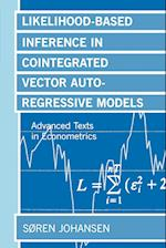 Likelihood-Based Inference in Cointegrated Vector Autoregressive Models (Advanced Texts in Econometrics)