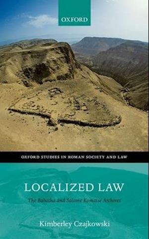 Bog, hardback Localized Law af Kimberley Czajkowski