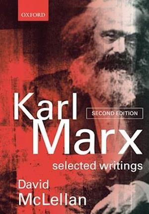 Bog paperback Karl Marx: Selected Writings af Karl Marx David Mclellan