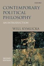 Contemporary Political Philosophy af Will Kymlicka