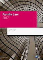 Family Law 2017 (Legal Practice Course Manuals)
