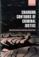 Changing Contours of Criminal Justice af Dr Mary Bosworth