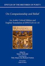 On Companionship and Belief (Epistles of the Brethren of Purity)