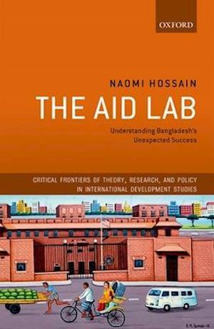 Bog, hardback The Aid Lab af Naomi Hossain