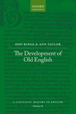 Bog, paperback The Development of Old English af Don Ringe
