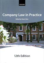 Company Law in Practice (Bar Manuals)