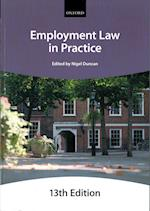 Employment Law in Practice (Bar Manuals)