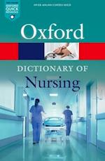 A Dictionary of Nursing (Oxford Quick Reference)