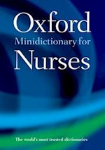 Minidictionary for Nurses (Oxford Quick Reference)