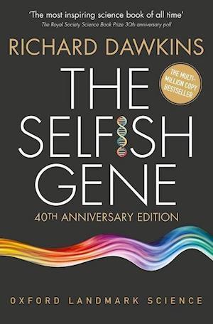 Bog paperback The Selfish Gene af Richard Dawkins