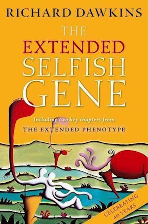 Bog, hardback The Extended Selfish Gene af Richard Dawkins