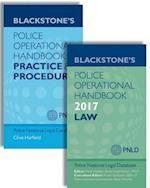 Blackstone's Police Operational Handbook 2017